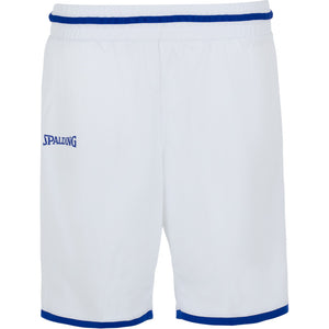 Spalding Move Women Basketball Kit White Royal
