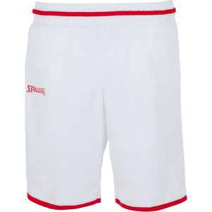 Spalding Move Women Basketball Kit White Red