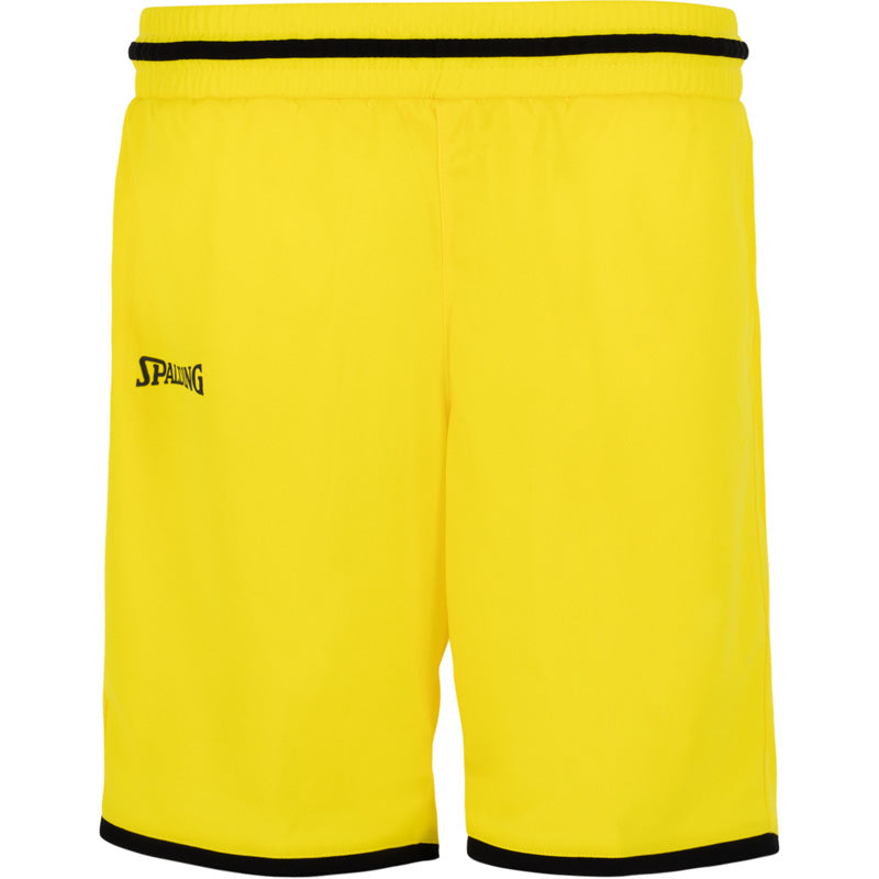 Spalding Move Women Basketball Kit Lime Yellow Black