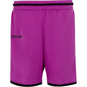 Spalding Move Women Basketball Kit Plum Black