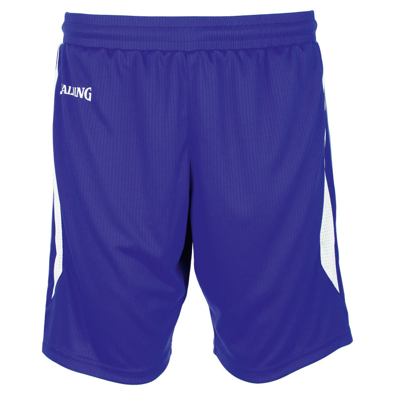 Spalding 4Her III Shorts Royal/White