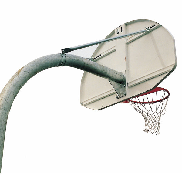 Sure Shot Stainless Steel Backboard for Gooseneck