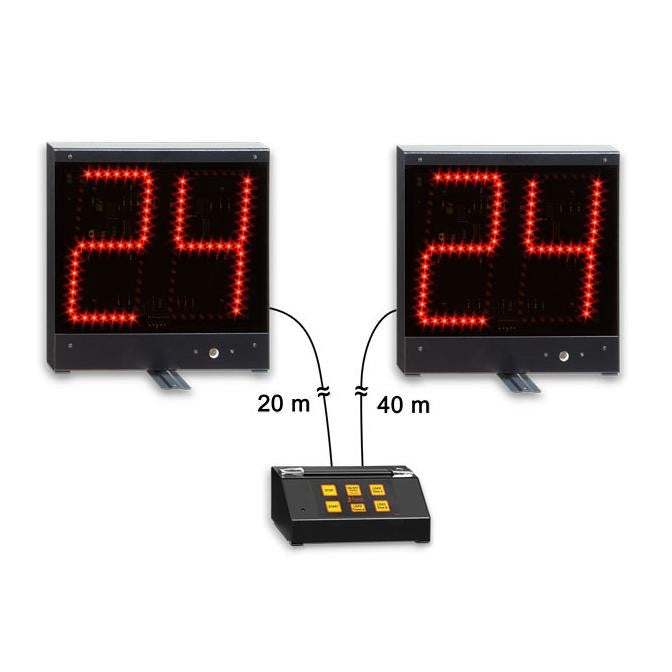 Favero KIT 24S 24 Second Clocks