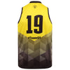 STARTING 5 Sublimated Basketball Kit Single-Sided Example 6