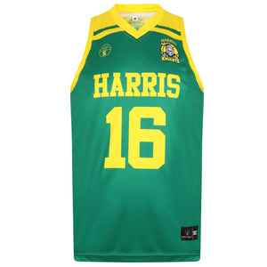 STARTING 5 Sublimated Basketball Kit Single-Sided Example 1