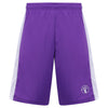 Starting 5 Franklin Reversible Basketball Playing Kit Purple/White