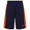 Starting 5 Franklin Reversible Basketball Playing Kit Navy/Orange