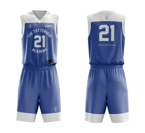 STARTING 5 Sublimated Reversible Kit Example 4