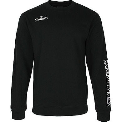 Spalding Team II Crewneck Black