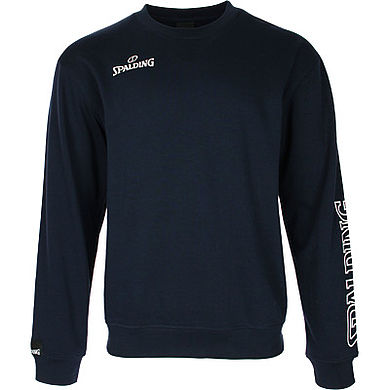 Spalding Team II Crewneck Navy