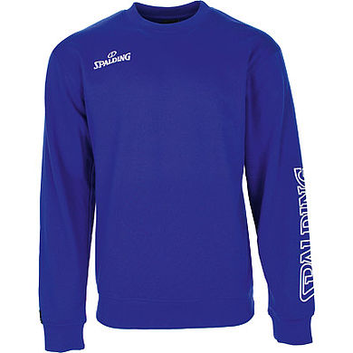 Spalding Team II Crewneck Royal
