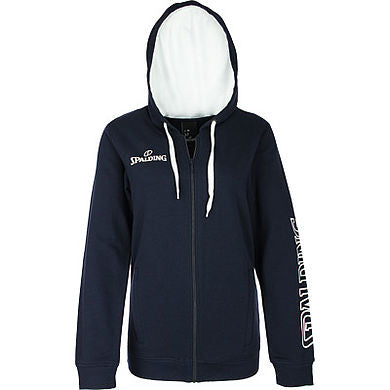 Spalding Team II Jacket 4Her Navy
