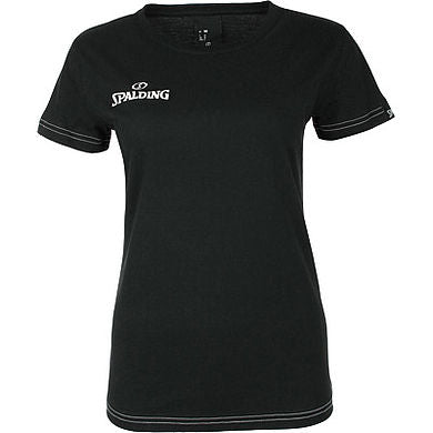 Spalding Team II T-Shirt 4Her Black