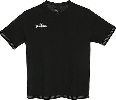 Spalding Team II T-Shirt Black