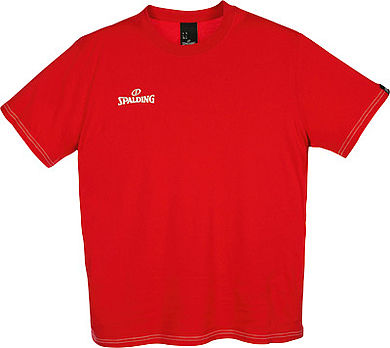 Spalding Team II T-Shirt Red