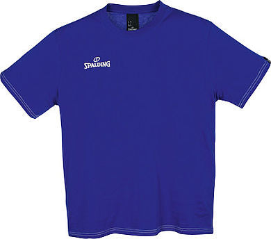 Spalding Team II T-Shirt Royal