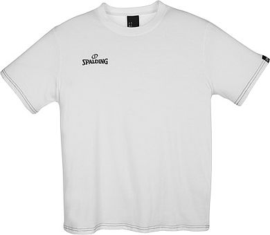 Spalding Team II T-Shirt White