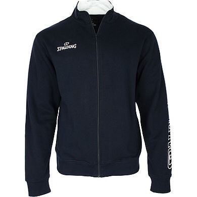 Spalding Team II Zipper Jacket Navy