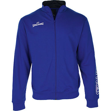 Spalding Team II Zipper Jacket Royal