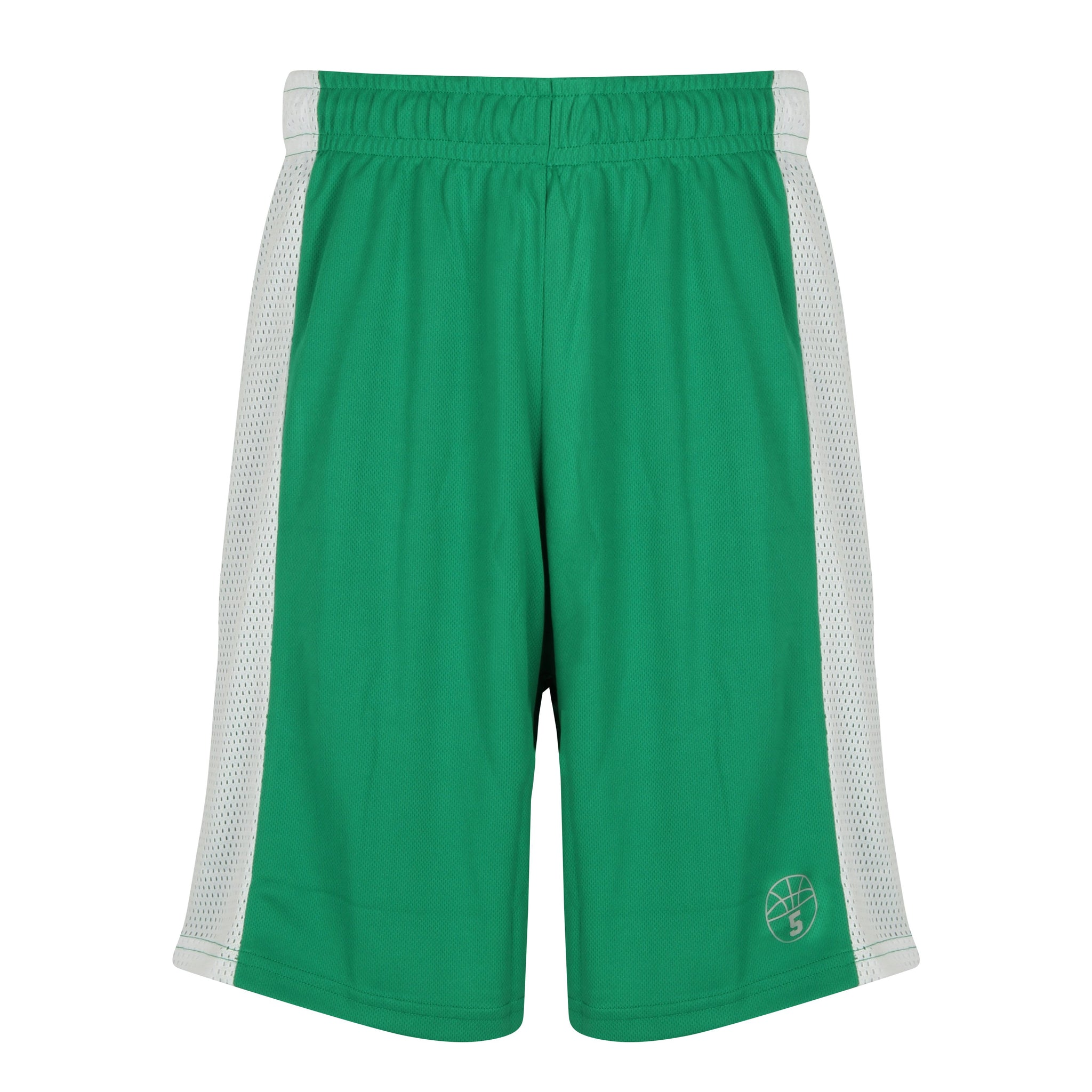 Franklin Reversible Basketball Playing Kit Green/White
