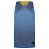 STARTING 5 Manhattan Lightweight reversible training vest Royal/Yellow - Bigfoot Basketball Limited