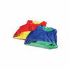 Reversible Mesh Bibs Red Yellow Set of 10