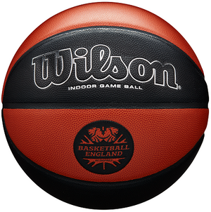 Basketball England Wilson Evolution Basketball - Boy & Girl Size -- Under 18 & Under 16
