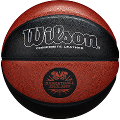 Basketball England Wilson Reaction Pro Basketball - Under 14 - Junior Basketball