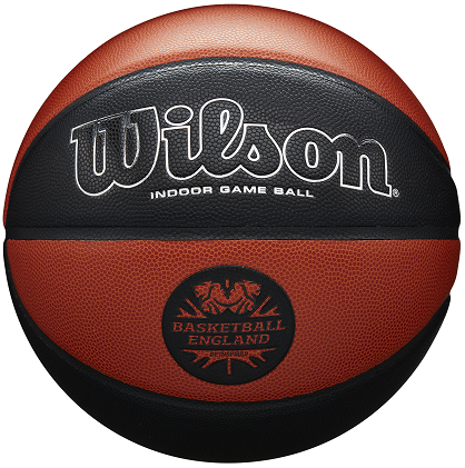 Basketball England Wilson Evolution Basketball - Package of 10 Balls