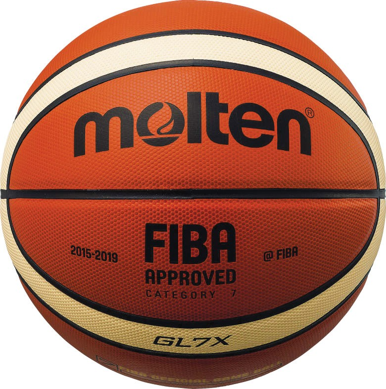 Molten GL7X Basketball - Olympic level ball