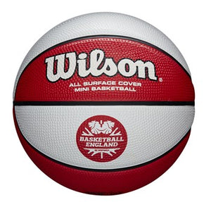 Basketball England Wilson Clutch Basketball - Package of 10 Balls