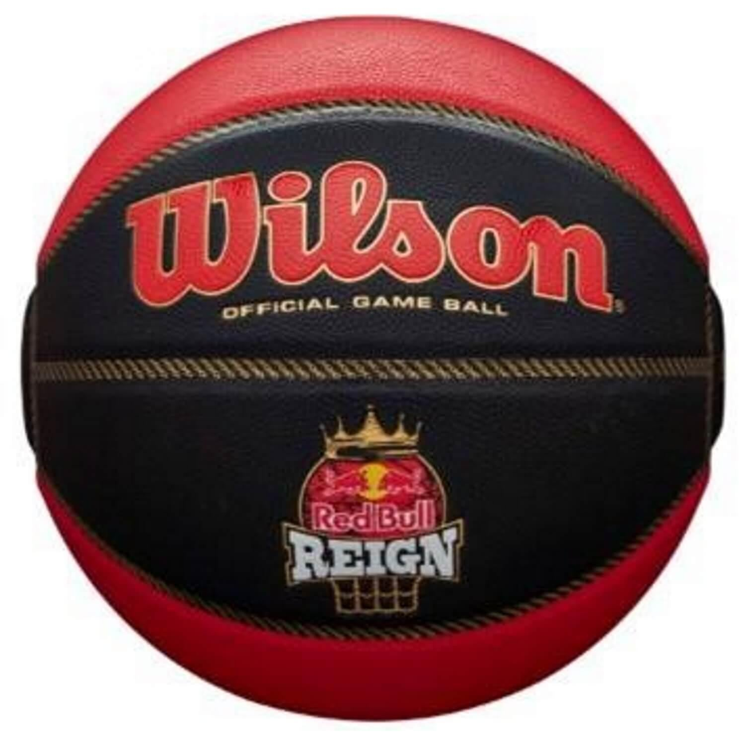 Wilson Red Bull Reign 3x3 Basketball