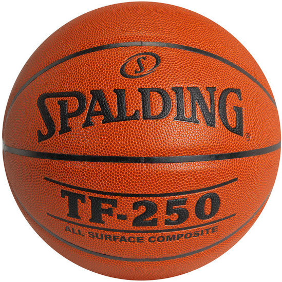 Spalding TF250 Basketball Pack of 10 balls