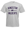 Kingston Wildcats School of Basketball Tee Shirt