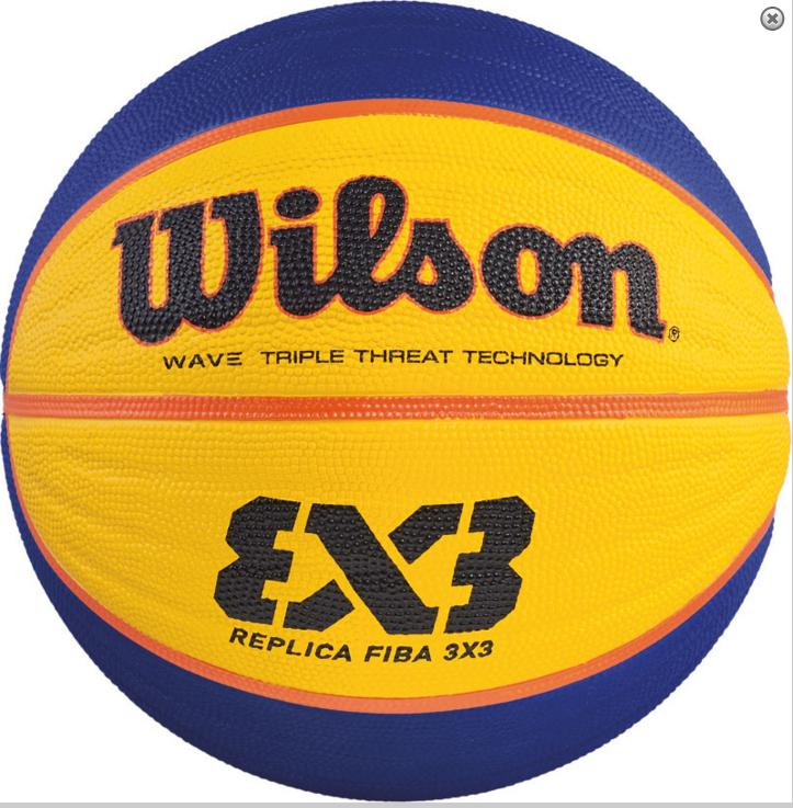 Wilson Fiba 3 X 3 Replica Basketball