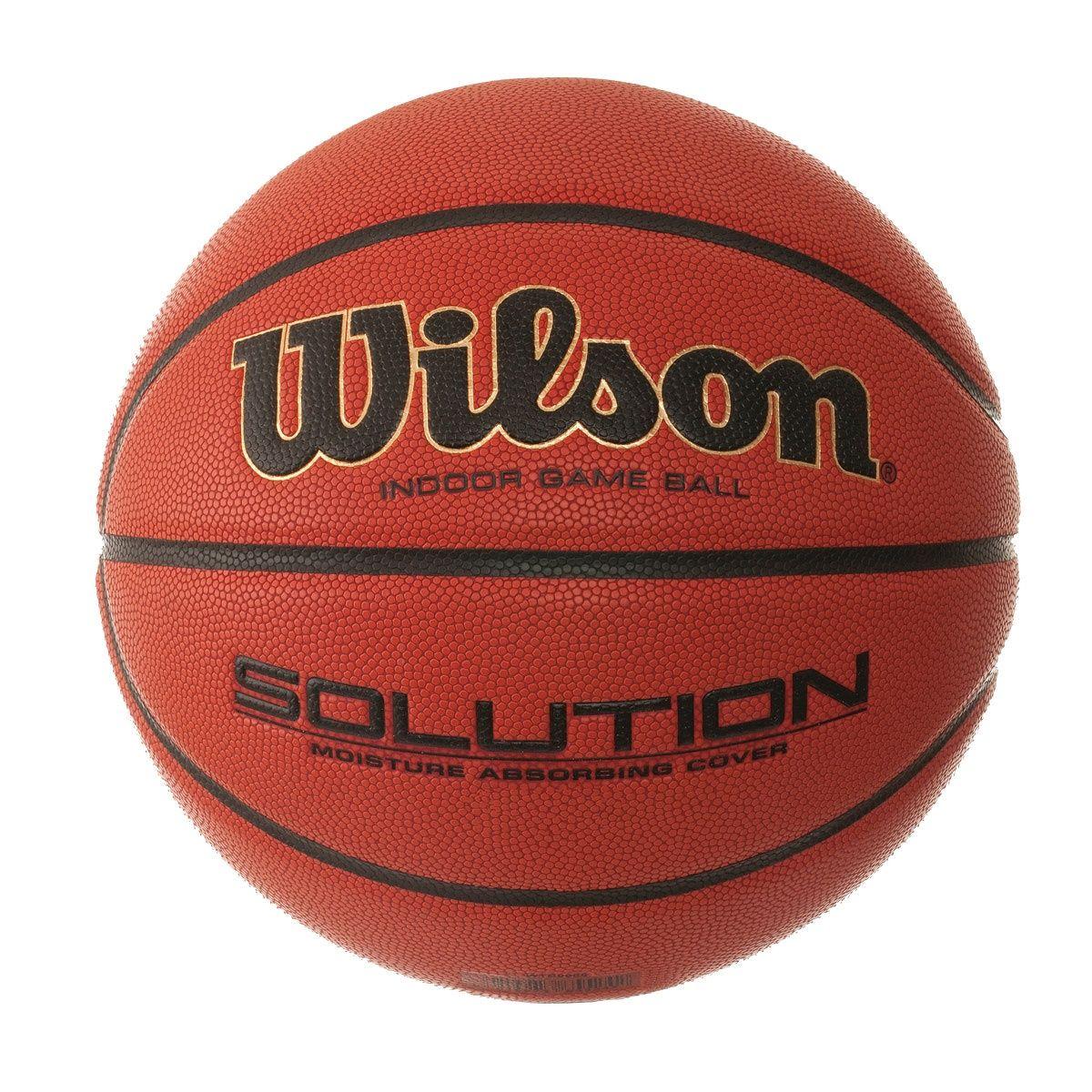 Wilson Solution Basketball - Package of 5 Balls