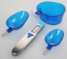 Load image into Gallery viewer, 3 pcs/set Kitchen Measuring Spoon Electronic Digital Spoon Scale 300/0.1g