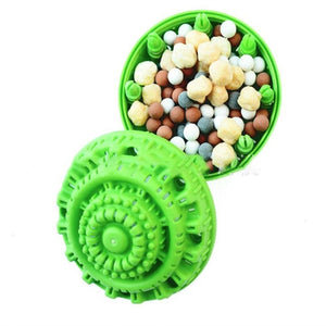 Eco-Friendly Ceramic Laundry Ball Reusable Washer Laundry Green Washing machine 120g Ball Product
