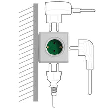 Load image into Gallery viewer, 1 Piece 5 Outlets Adapter (EUROPEAN SOCKET)