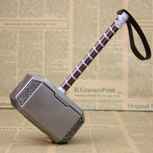 Load image into Gallery viewer, Mjolnir Thor Solid Adult Hammer Collectible Replica