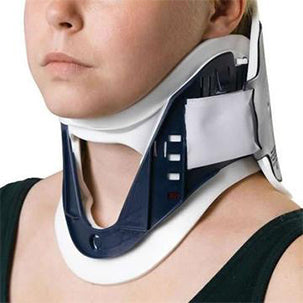 Pediatric Philadelphia Patriot One-Piece Cervical Collar