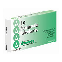 Ammonia Inhalants (AMPULE) .33CC - Box of 10