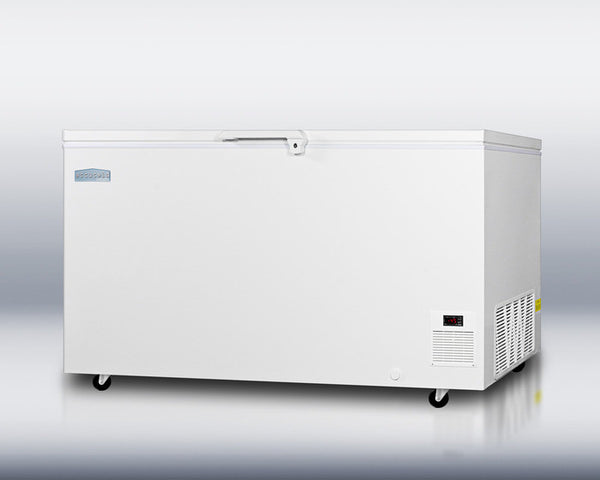 ACCUCOLD® 15 CU.FT. CHEST FREEZER (-45ºC CAPABLE)