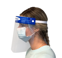 Full-Length Face Shield (100 Count)
