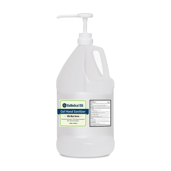 Hand Sanitizer Gel (1 Gallon)