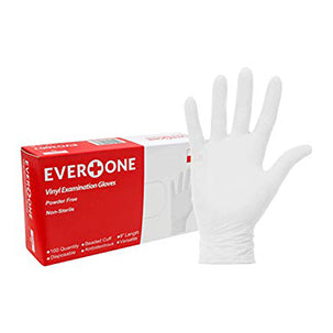 Gloves, Non-Latex, M (1,000 Count)