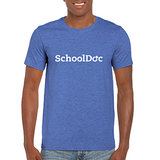 SchoolDoc Shirt + Water Bottle