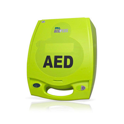 ZOLL AED Plus with Pediatric Pads