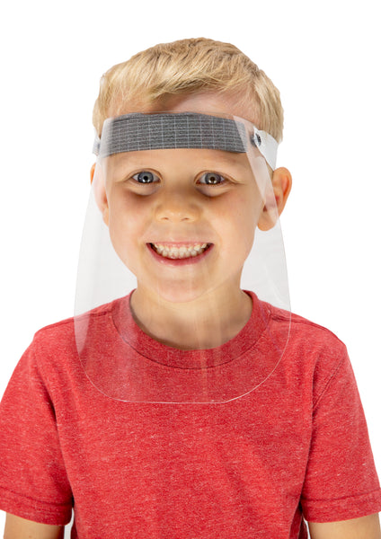 Children's Full-Length Face Shield (100 Count)