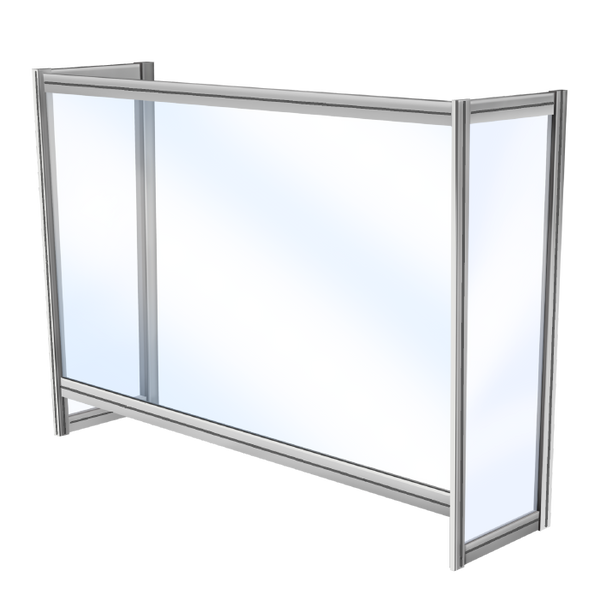 Enclosed SeparationScreen
